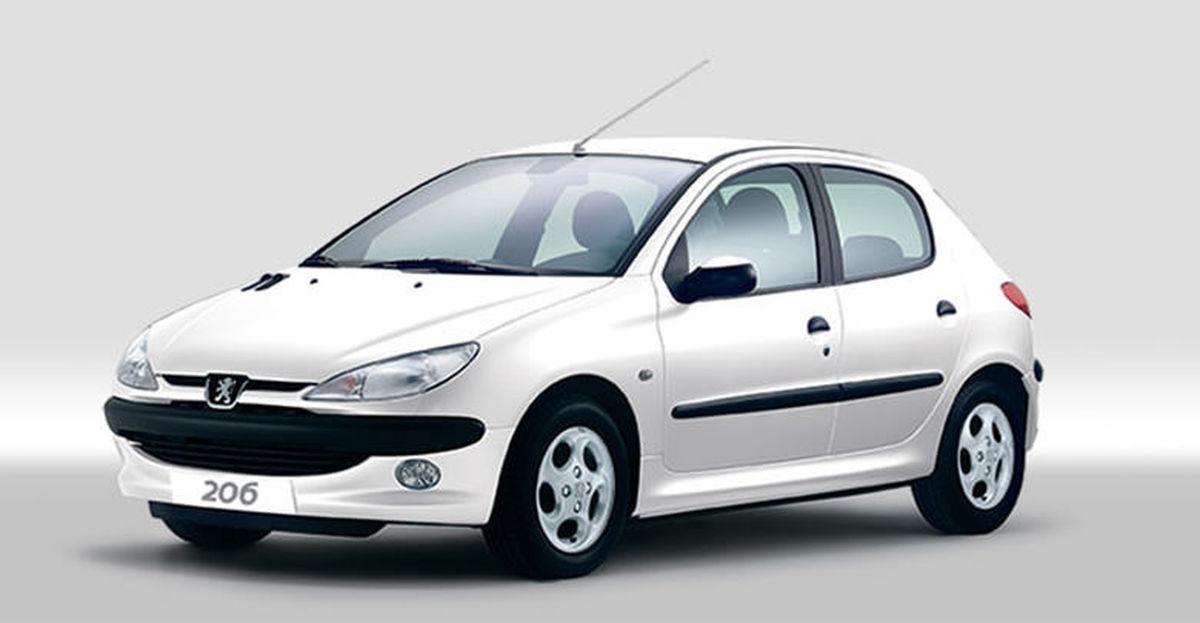 برندگان خودروی 206 قرعهکشی ایران خودرو
