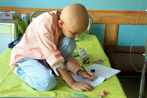 مرگ ۱۱میلیون کودک مبتلا به سرطان در جهان تا سال ۲۰۵۰