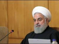 روحانی: برجام به نفع منطقه و کل جهان بود +فیلم