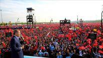 افزایش ۲۰ درصدی محبوبیت اردوغان بعد از کودتا