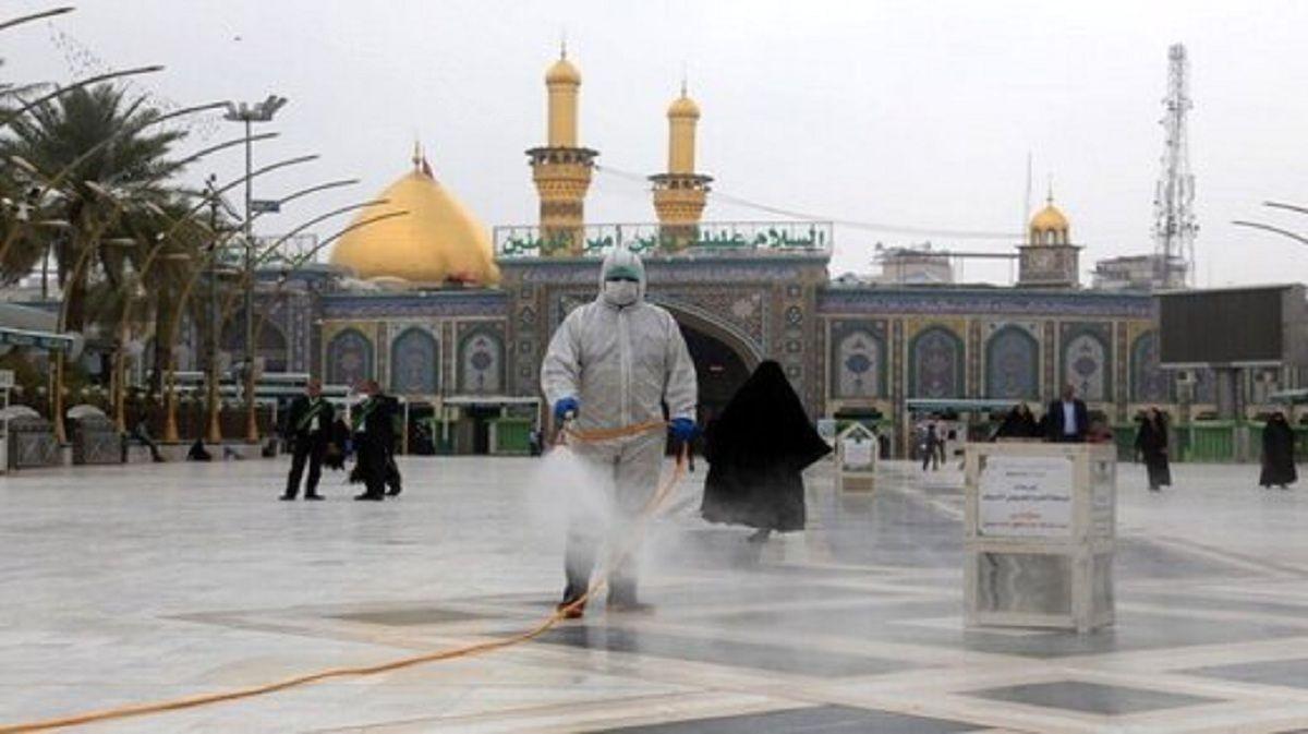 سهمیه زائران ایرانی برای ورود به عراق ۲برابر شد