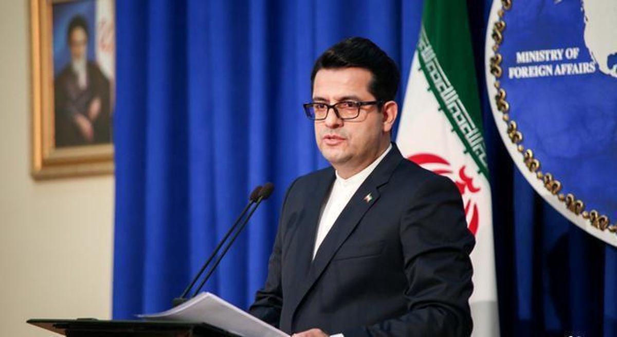 ابراز همدردی سخنگوی وزارت خارجه با خانواده قربانیان دو ایالت آمریکا