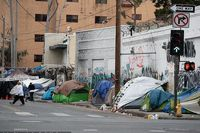 خیابان های لاکچری در کالیفرنیا! + عکس