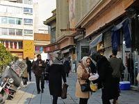میدان تجریش بعد از انتشار شایعه وجود بسته مشکوک +تصاویر