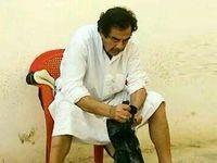رختشویی صدام در زندان! +عکس