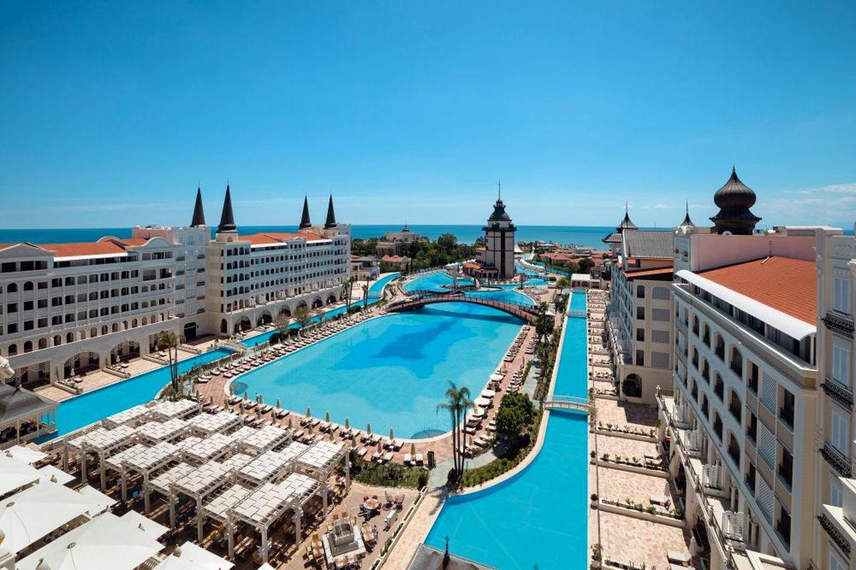 گرانقیمتترین هتل ترکیه +تصاویر