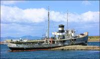 بیزینس کشتیهای موشکخورده جنگ