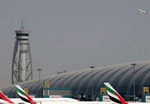 ۲ کشته و ۲ زخمی بر اثر سقوط هواپیما در دبی