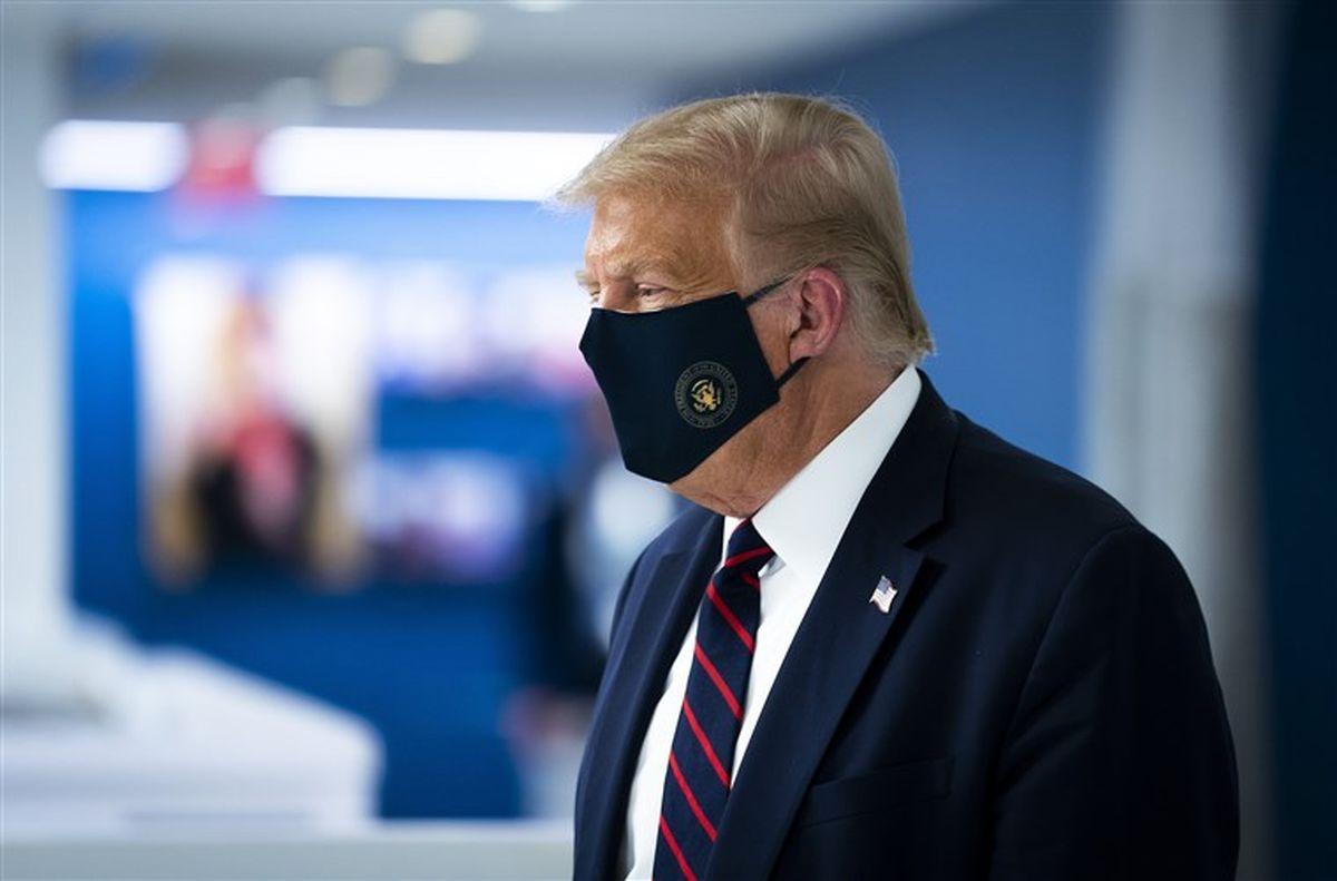 ترامپ: آمریکا آزادی رسانه ندارد