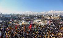 راهپیمایی مردم همدان برای «سردار سلیمانی» +عکس