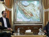 در دیدار مشاور رئیسجمهور فرانسه با شمخانی چه گذشت؟