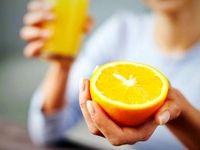 لطفا این موقع روز پرتقال نخورید +تصاویر