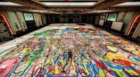 بزرگترین نقاشی جهان، ۶۲میلیون دلار فروخته شد +عکس