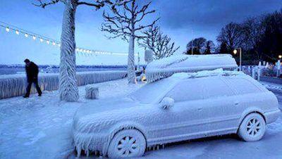 سرمای روسیه رکورد زد؛ ۶۲ درجه زیر صفر