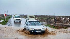 آمادگی دستگاههای اجرایی برای مقابله با سیلاب استان لرستان +فیلم