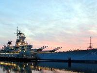 5مورد از افسانهایترین کشتیهای جنگی آمریکایی +تصاویر