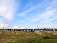 توضیحات راهآهن درباره خروج قطار اهواز – مشهد از ریل
