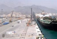 امارات بزرگترین تاسیسات ذخیره زیرزمینی نفت جهان را میسازد