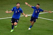 صعود ایتالیا به مرحله حذفی