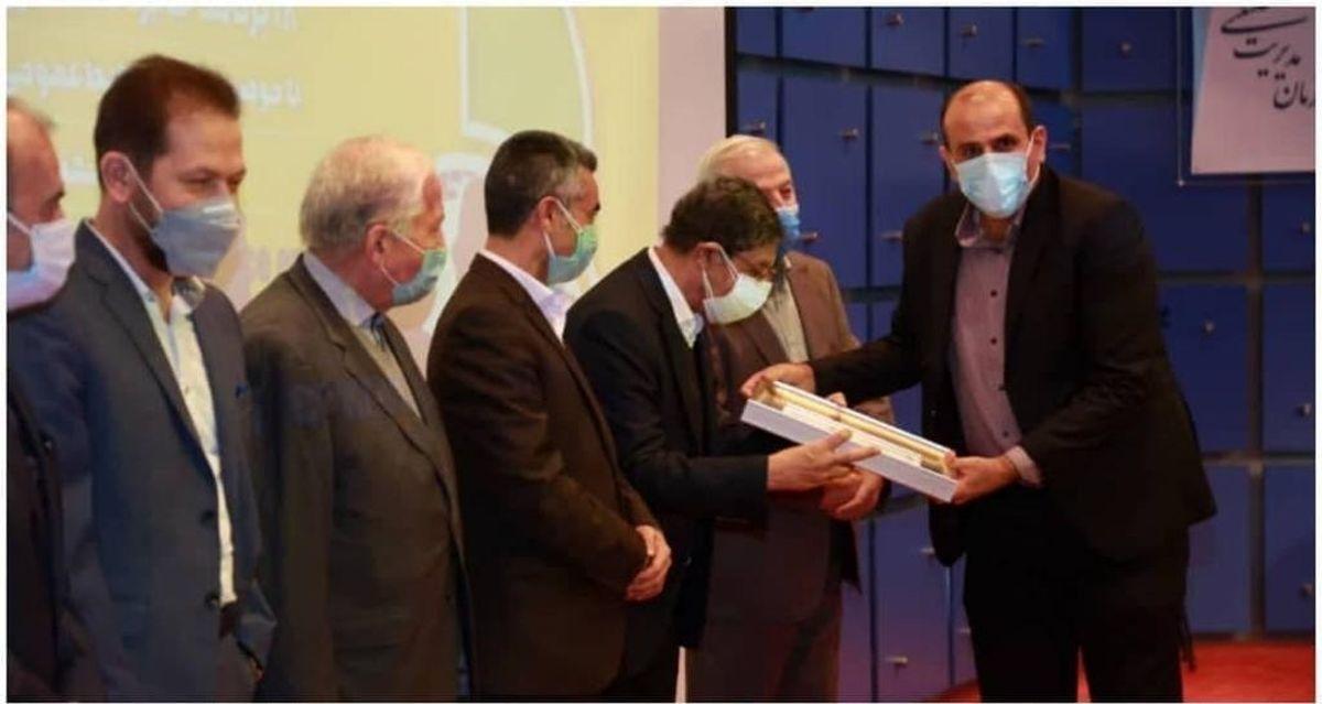 کسب جایزه مسئولیت اجتماعی و مستندسازی صنعت توسط ذوب آهن