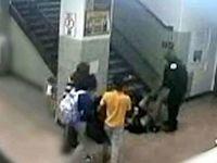 رفتار وحشیانه پلیس آمریکا با دانشآموز سیاهپوست +فیلم