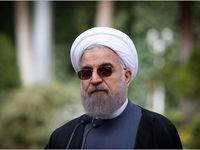 روحانی از امیر قطر استقبال کرد +فیلم