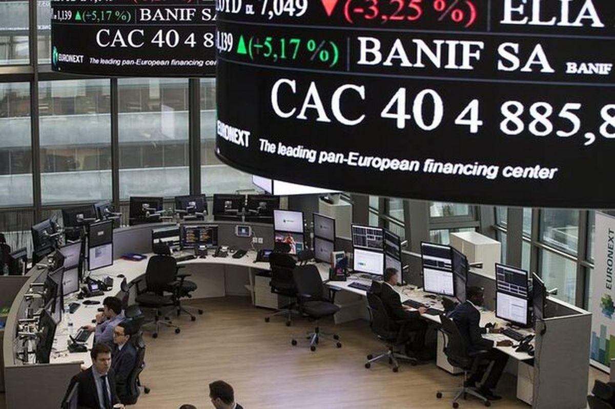 شاخصهای سهام اروپا سقوط کرد