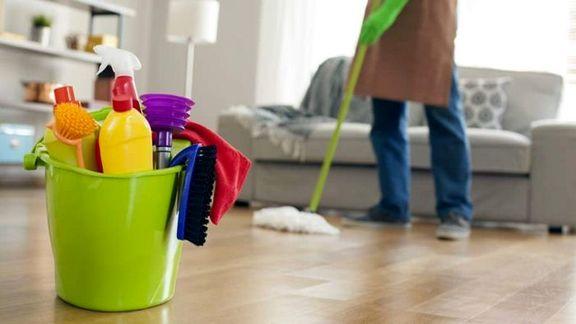 خطرات نگهداری مواد ضد عفونی در خانه