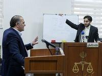 دادگاه مجید عادلیان و احسان خادم +تصاویر