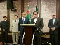 استفاده از فرصتهای افزایش روابط تجاری تهران و عشق آباد