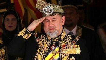 ازدواج پادشاه مالزی در روسیه دلیل کنارهگیری از قدرت؟