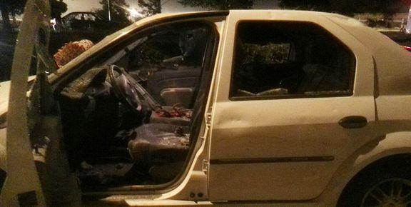 یک کشته و سه مجروح حاصل تصادفی در آزادراه