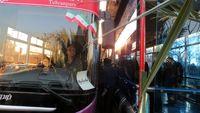 کاهش مسافر در ایستگاههای مترو و اتوبوسرانی