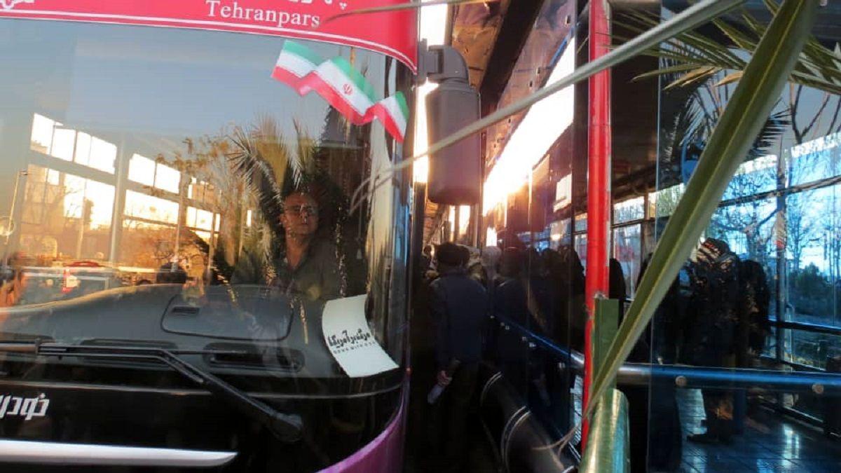 ورود اولین اتوبوسهاى خریدارى شده؛ تا ٢٠روز آینده