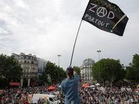 تظاهرات فرانسویها علیه سیاستهای اقتصادی ماکرون
