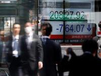 نوسان سهام آسیا اقیانوسیه