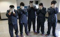 بازداشت اعضای باند «سریع و خشن» +عکس