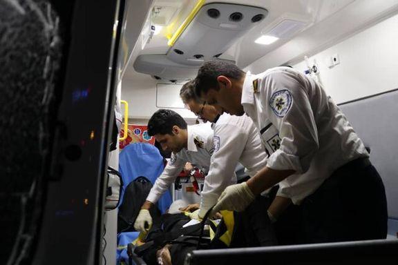 افزایش مصدومان زلزله تهران به ١٣ نفر