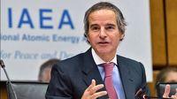 مدیر کل آژانس اتمی درباره هدف سفر به تهران توضیحاتی ارائه داد