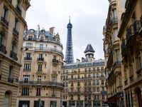 گرانی مسکن در پاریس