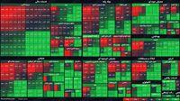 نمای بورس امروز در پایان نیمه اول معاملات / رشد حدود هشت هزار واحدی شاخص کل