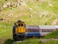 فوت یک زن بر اثر برخورد با قطار