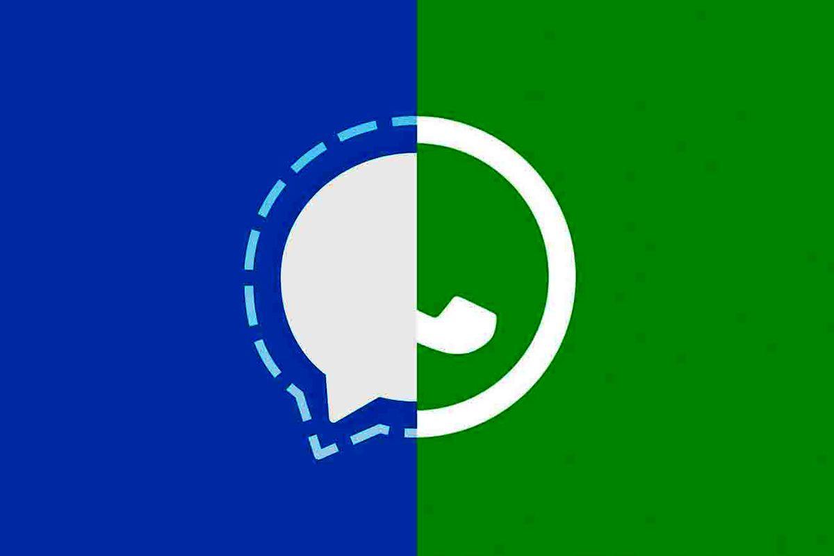 انتقال گروههای واتساپ به سیگنال