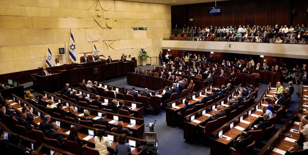 رای گیری درباره کابینه جدید اسرائیل هفته آینده انجام می شود