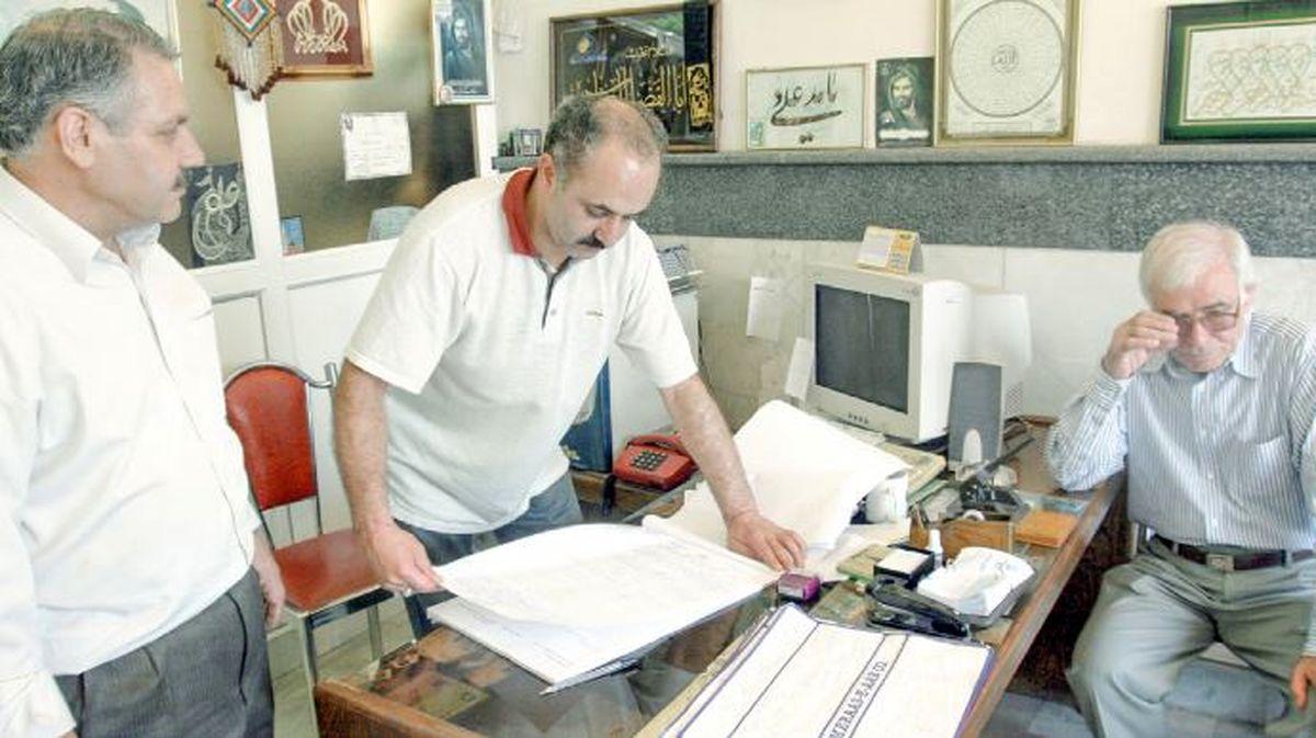 مشاوران املاک طمعکار نقرهداغ میشوند