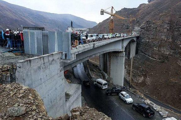 نرخ عوارضی تهران- شمال روز دوشنبه اعلام میشود