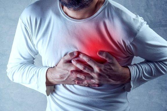 علائم حمله قلبی را بشناسید