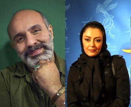 بازیگران معروف در راه پیادهروی اربعین +عکس
