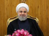جشن تولد روحانی در هواپیما +عکس