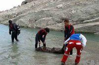 کشف یک جسد در رودخانه کرج
